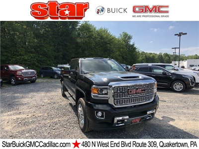 2018 Sierra 2500 Crew Cab 4x4,  Pickup #Q480210 - photo 1
