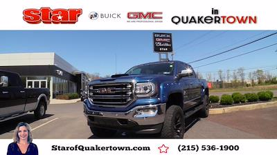 2018 Sierra 1500 Crew Cab 4x4,  Pickup #Q480275 - photo 1