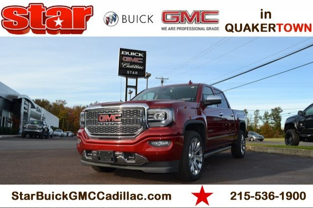 2018 Sierra 1500 Crew Cab 4x4,  Pickup #Q480292 - photo 1