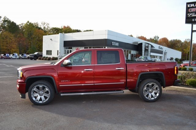 2018 Sierra 1500 Crew Cab 4x4,  Pickup #Q480292 - photo 3