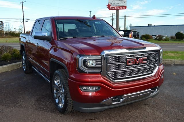 2018 Sierra 1500 Crew Cab 4x4,  Pickup #Q480294 - photo 4