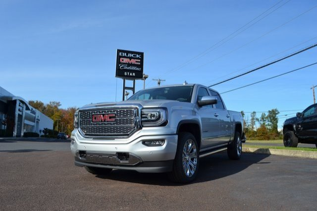 2018 Sierra 1500 Crew Cab 4x4,  Pickup #Q480295 - photo 4