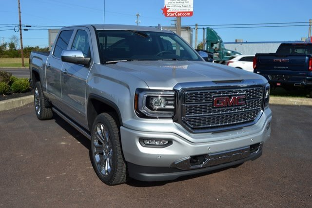 2018 Sierra 1500 Crew Cab 4x4,  Pickup #Q480295 - photo 5