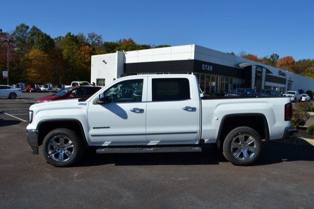 2018 Sierra 1500 Crew Cab 4x4,  Pickup #Q480297 - photo 3