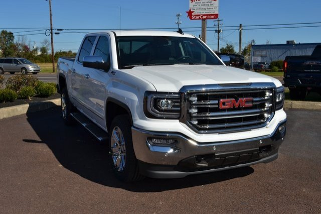 2018 Sierra 1500 Crew Cab 4x4,  Pickup #Q480297 - photo 4
