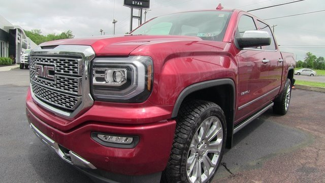 2018 Sierra 1500 Crew Cab 4x4,  Pickup #Q480300 - photo 3