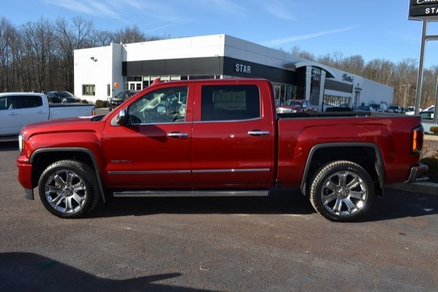 2018 Sierra 1500 Crew Cab 4x4,  Pickup #Q480300 - photo 2