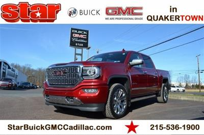 2018 Sierra 1500 Crew Cab 4x4,  Pickup #Q480300 - photo 1