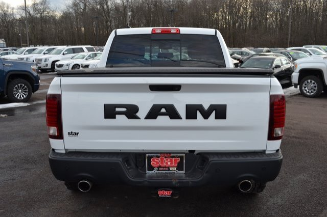2017 Ram 1500 Crew Cab 4x4,  Pickup #Q480322A - photo 1