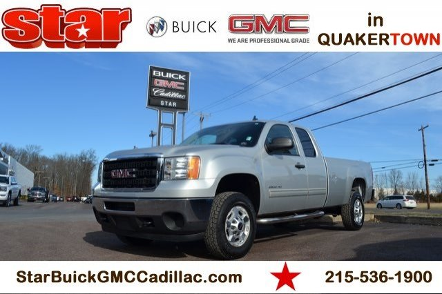 2011 Sierra 2500 Extended Cab 4x2,  Pickup #Q480329A - photo 1