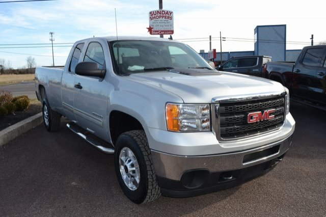 2011 Sierra 2500 Extended Cab 4x2,  Pickup #Q480329A - photo 4
