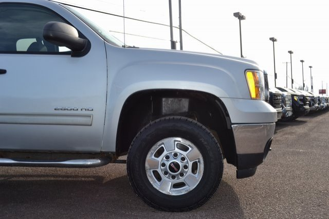 2011 Sierra 2500 Extended Cab 4x2,  Pickup #Q480329A - photo 5