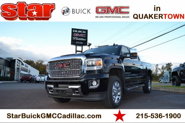 2019 Sierra 2500 Crew Cab 4x4,  Pickup #Q490000 - photo 1