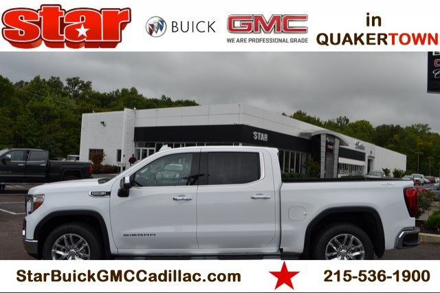 2019 Sierra 1500 Crew Cab 4x4,  Pickup #Q490005 - photo 3