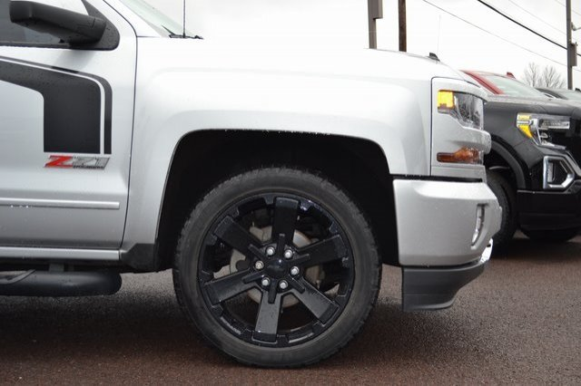 2016 Silverado 1500 Double Cab 4x4,  Pickup #Q490030A - photo 5