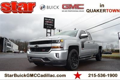 2016 Silverado 1500 Double Cab 4x4,  Pickup #Q490030A - photo 1