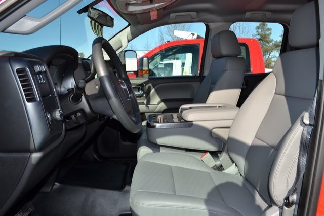 2019 Sierra 2500 Extended Cab 4x2,  Reading Service Body #Q490033 - photo 10
