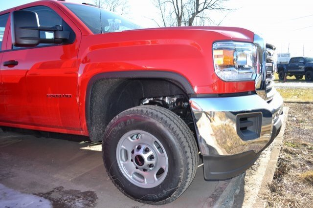 2019 Sierra 2500 Extended Cab 4x2,  Reading Service Body #Q490033 - photo 6