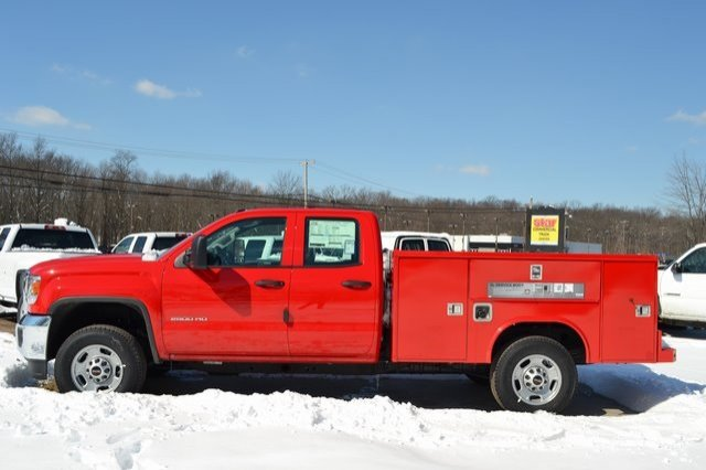 2019 Sierra 2500 Extended Cab 4x2,  Reading SL Service Body #Q490055 - photo 3