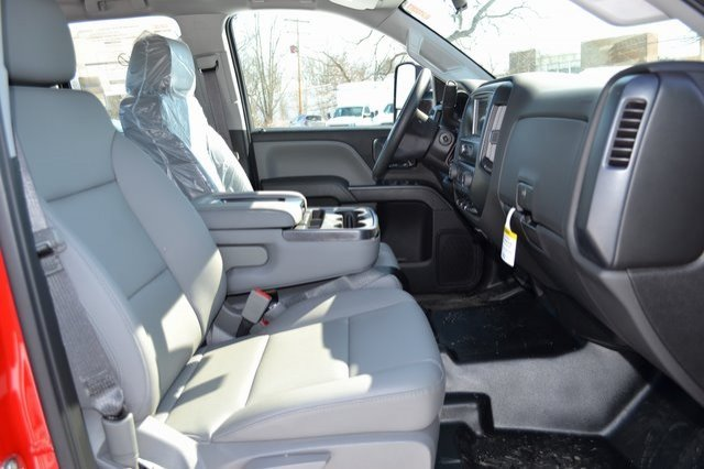 2019 Sierra 2500 Extended Cab 4x2,  Reading SL Service Body #Q490055 - photo 6