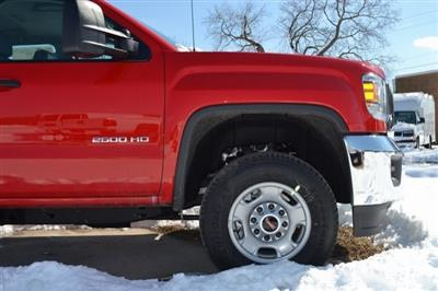 2019 Sierra 2500 Extended Cab 4x2,  Reading SL Service Body #Q490055 - photo 5