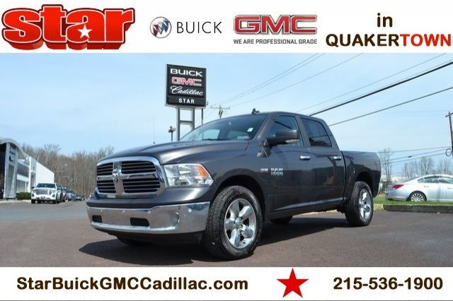 2017 Ram 1500 Crew Cab 4x4 Pickup Q490057c Photo