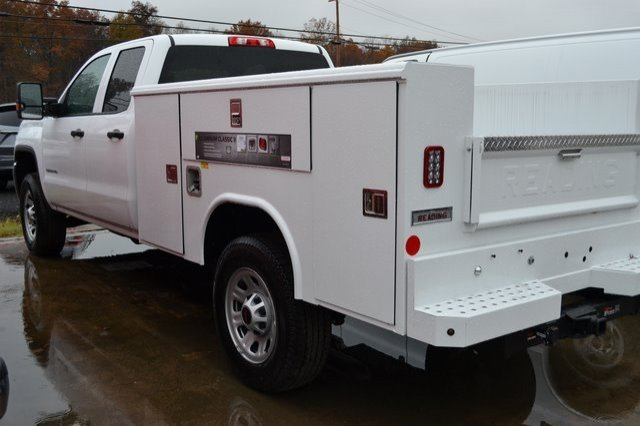 2019 Sierra 2500 Extended Cab 4x4,  Service Body #Q490061 - photo 2