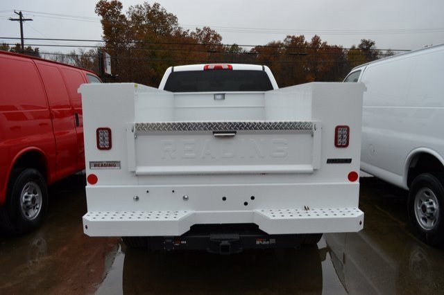 2019 Sierra 2500 Extended Cab 4x4,  Service Body #Q490061 - photo 6