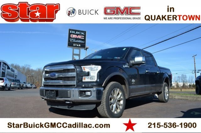 2016 F-150 SuperCrew Cab 4x4,  Pickup #Q49006A - photo 1