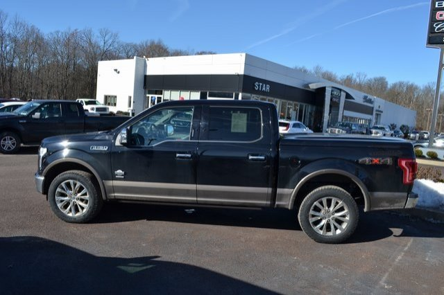 2016 F-150 SuperCrew Cab 4x4,  Pickup #Q49006A - photo 2