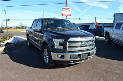2016 F-150 SuperCrew Cab 4x4,  Pickup #Q49006A - photo 4