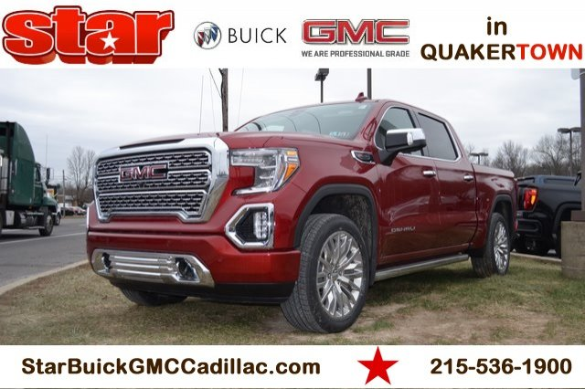 2019 Sierra 1500 Crew Cab 4x4,  Pickup #Q490083 - photo 1