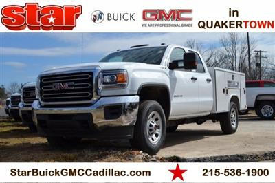 2019 Sierra 2500 Extended Cab 4x4,  Reading SL Service Body #Q490103 - photo 1