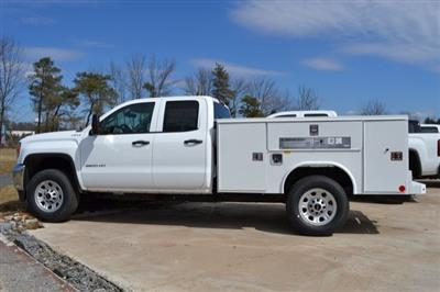 2019 Sierra 2500 Extended Cab 4x4,  Reading SL Service Body #Q490103 - photo 3