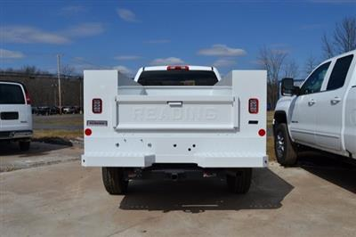 2019 Sierra 2500 Extended Cab 4x4,  Reading SL Service Body #Q490103 - photo 2