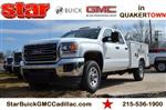 2019 Sierra 2500 Extended Cab 4x4,  Reading Service Body #Q490103 - photo 1