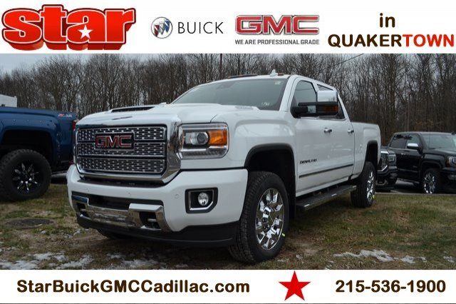 2019 Sierra 2500 Crew Cab 4x4,  Pickup #Q490118 - photo 1