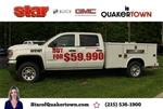 2019 Sierra 2500 Crew Cab 4x4,  Reading Classic II Aluminum  Service Body #Q490146 - photo 1