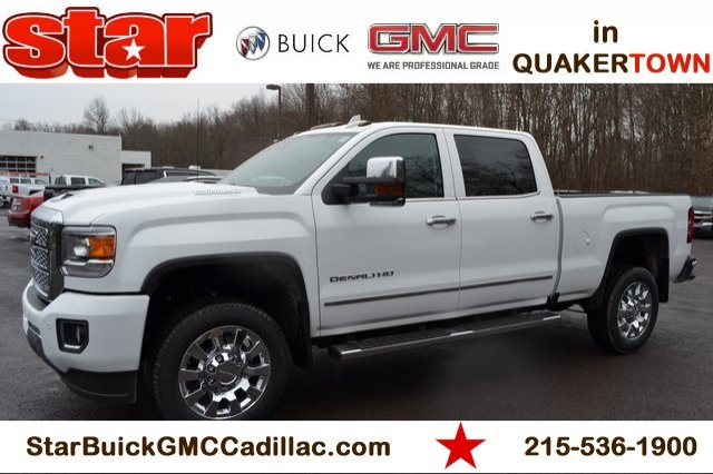 2019 Sierra 2500 Crew Cab 4x4,  Pickup #Q490150 - photo 1