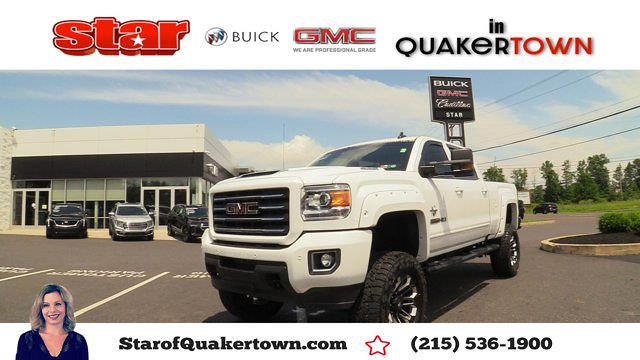 2019 Sierra 2500 Crew Cab 4x4,  SCA Performance Pickup #Q490155 - photo 1