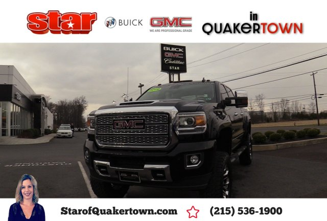 2019 Sierra 2500 Crew Cab 4x4,  Pickup #Q490156 - photo 1