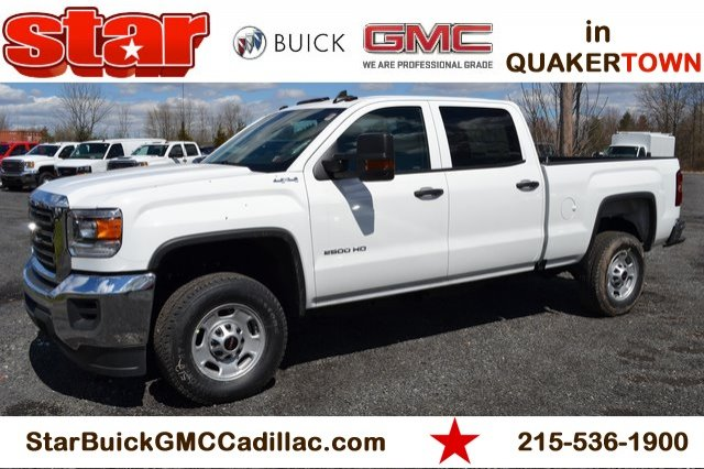 2019 Sierra 2500 Crew Cab 4x4,  Pickup #Q490164 - photo 1