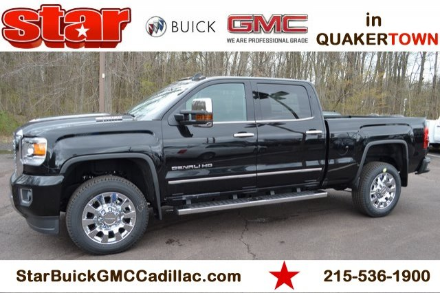 2019 Sierra 2500 Crew Cab 4x4,  Pickup #Q490165 - photo 1