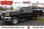 2019 Sierra 2500 Crew Cab 4x4,  Reading Service Body #Q490170 - photo 1