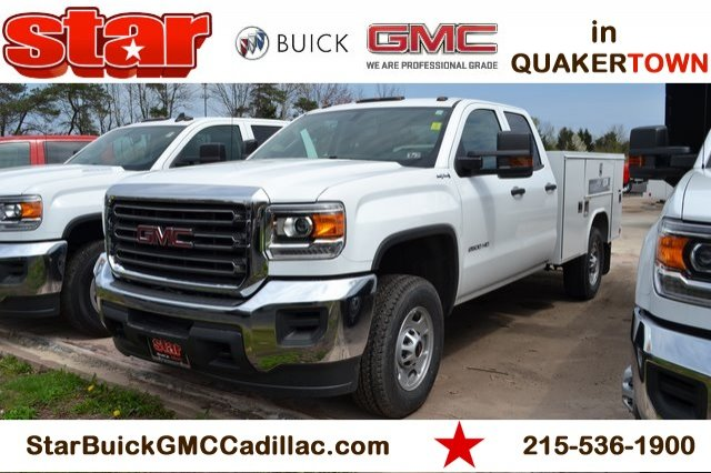 2019 Sierra 2500 Extended Cab 4x4,  Reading Service Body #Q490189 - photo 1