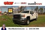 2019 Sierra 2500 Extended Cab 4x4,  Reading Service Body #Q490326 - photo 1