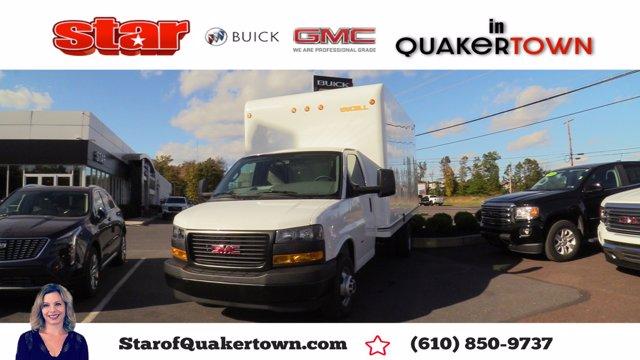 2020 GMC Savana 3500 4x2, Unicell Classicube Cutaway Van #Q50055 - photo 1