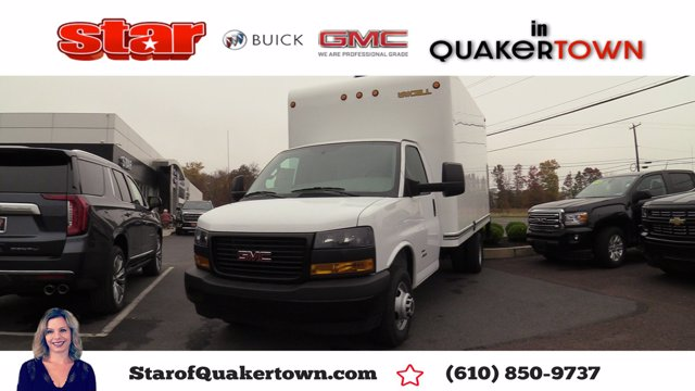 2020 GMC Savana 4500 4x2, Unicell Cutaway Van #Q50056 - photo 1