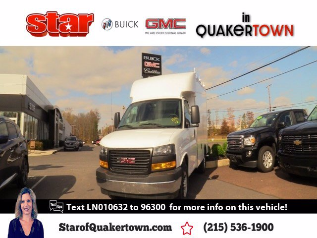 2020 GMC Savana 3500 4x2, Supreme Cutaway Van #Q50058 - photo 1