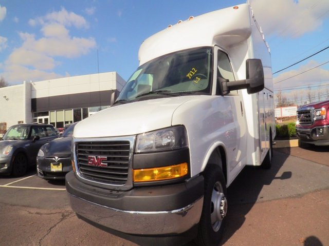 2020 GMC Savana 3500 4x2, Supreme Spartan Service Utility Van #Q50061 - photo 3